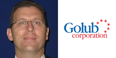 Scott Ziter with Golub Corporation